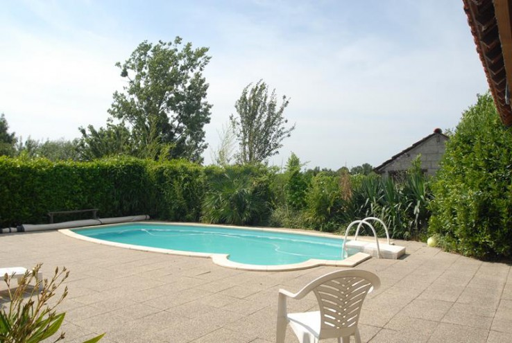 Attractive Family House With Gite Potential And A Pool In Normandy