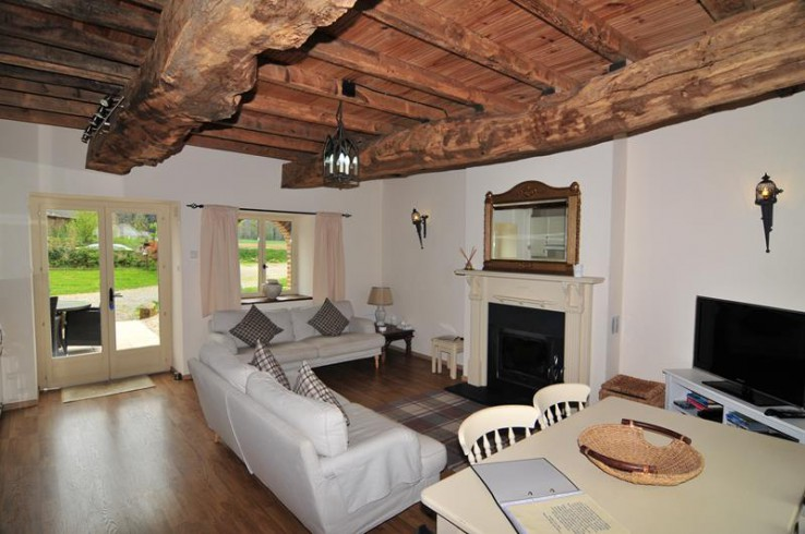 Luxury Gîte Complex With A Pool For Sale On The Normandy/Brittany Border