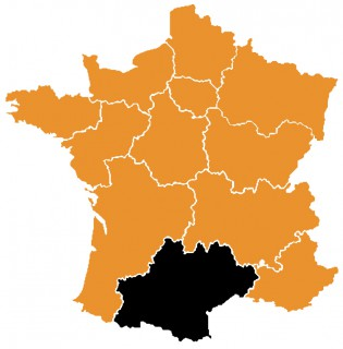 About the French region of Occitanie in south west France
