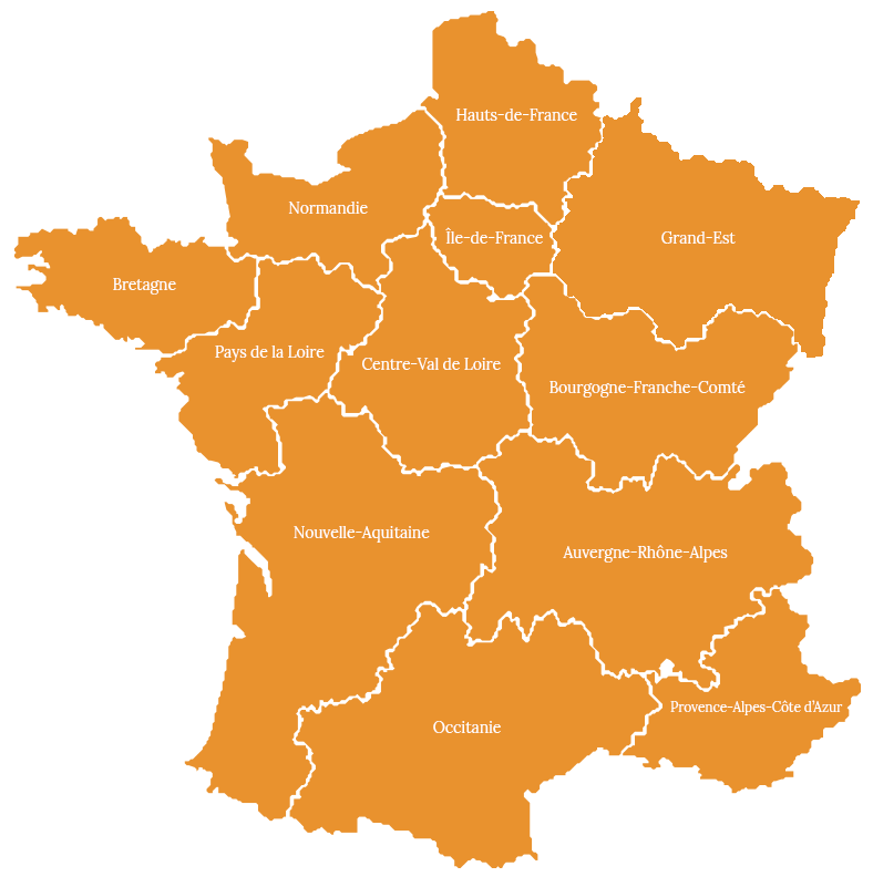 French Regional Information